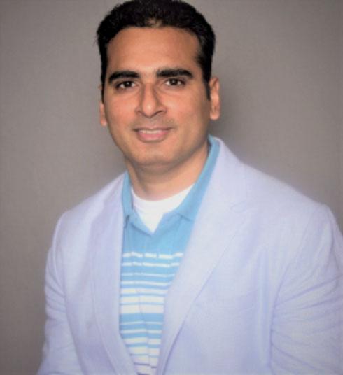 Dr Manish Mujal